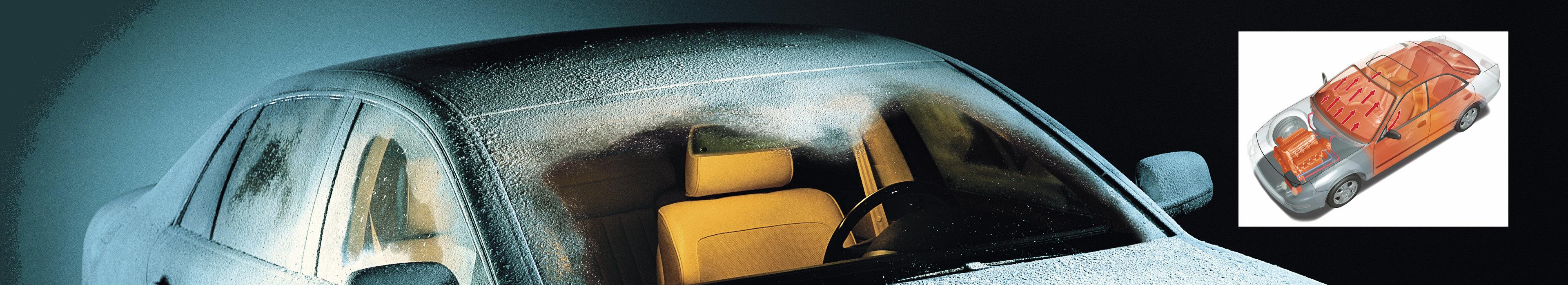 Webasto parkeerverwarmer of waterverwarmer voor uw auto inbouwen