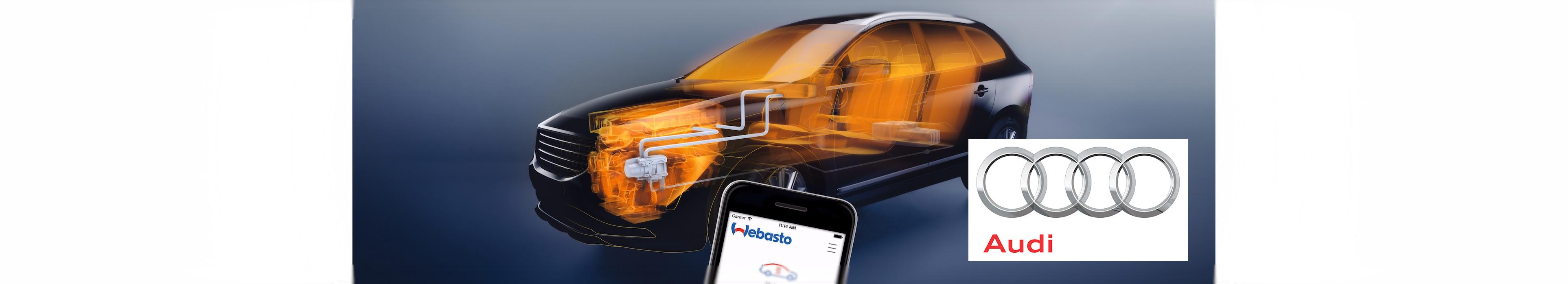 Wat kost een Parkeerverwarming inbouwen bij Audi