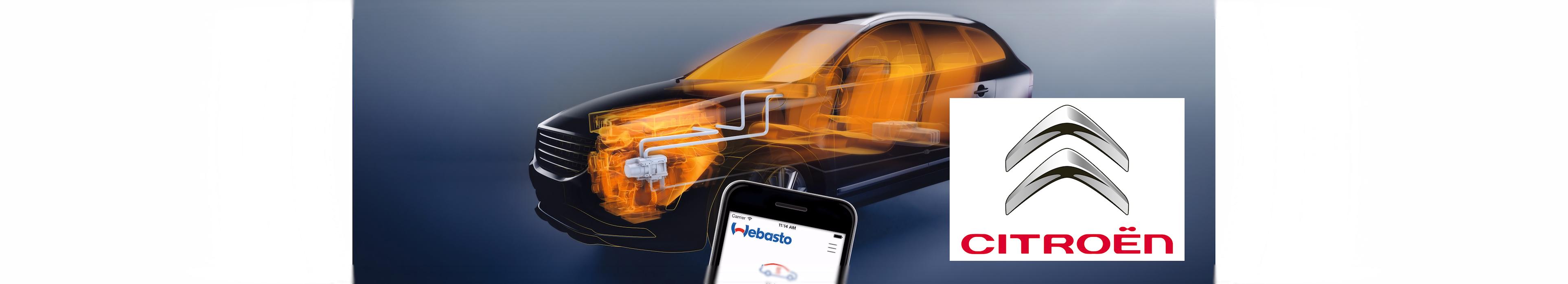 Wat kost een parkeerverwarming inbouwen bij Citroen