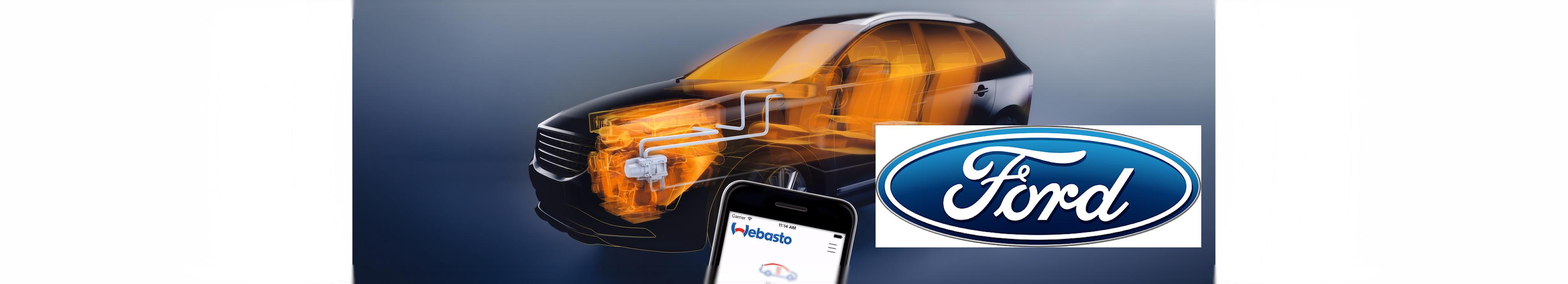 Wat kost een parkeerverwarming inbouwen bij Ford