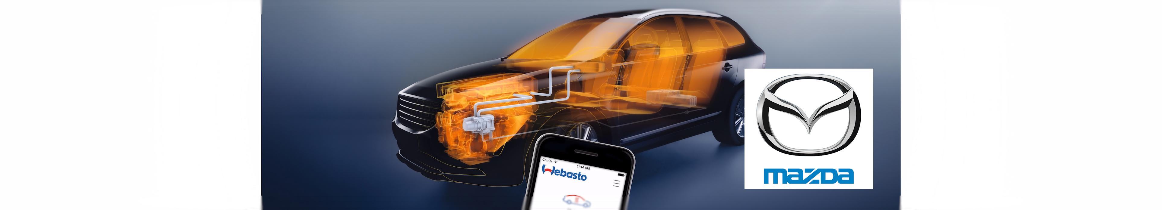 Wat kost een parkeerverwarming inbouwen bij Mazda
