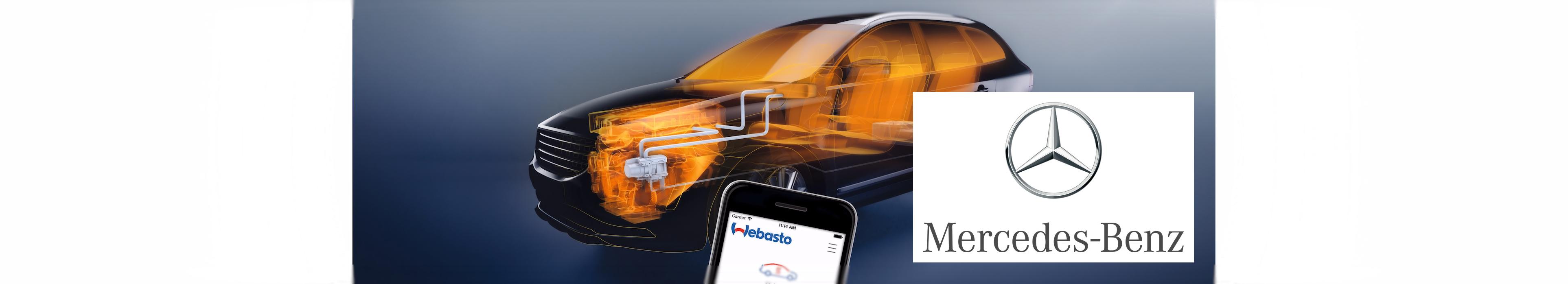 Wat kost een parkeerverwarming inbouwen bij Mercedes