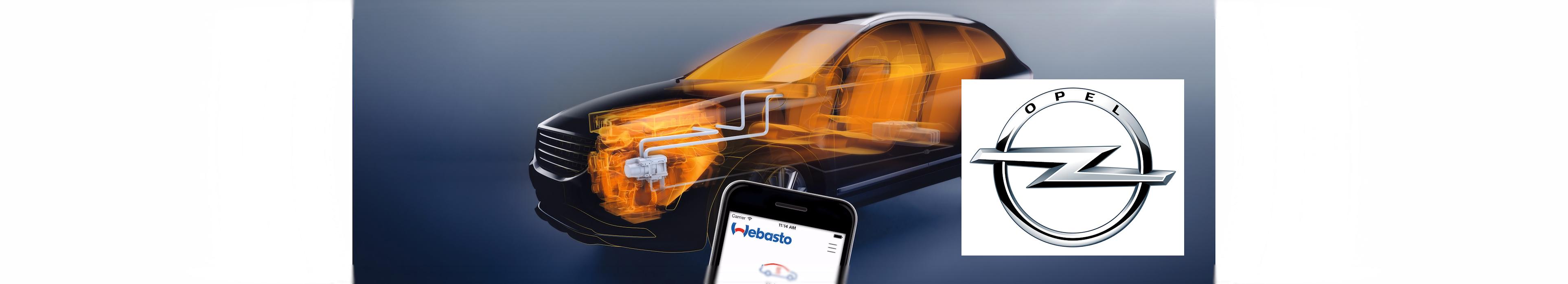 Wat kost een parkeerverwarming inbouwen bij Opel