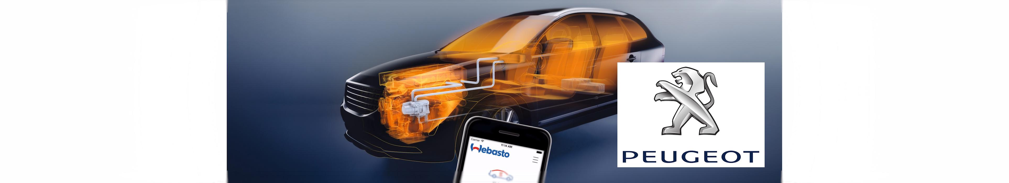Wat kost een parkeerverwarming inbouwen bij Peugeot