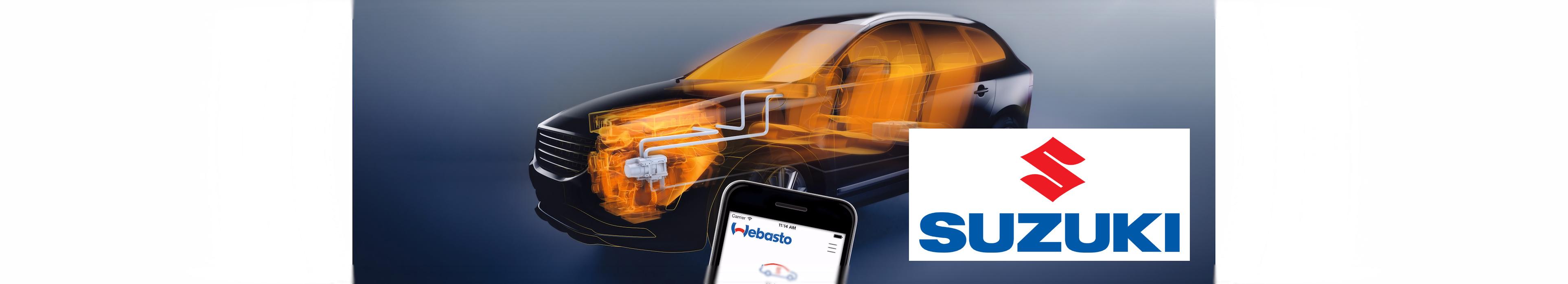 Wat kost een parkeerverwarming inbouwen bij Suzuki