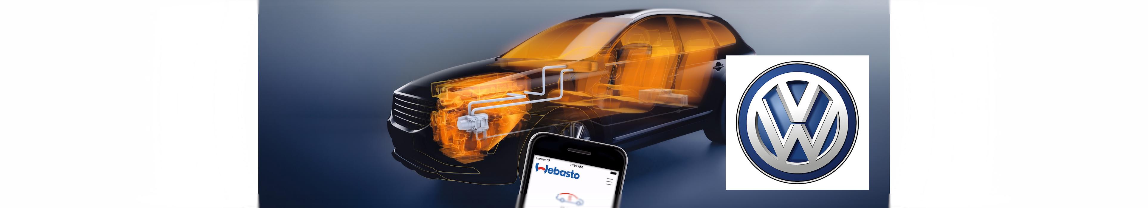 Wat kost een parkeerverwarming inbouwen bij Volkswagen / VW