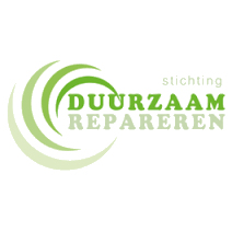 logo duurzaam repareren
